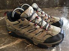 Men's  Merrell Vibram Brown Sz 10.5 Trail Climbing Hiking Outdoor Trail Shoes