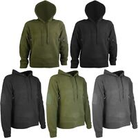 Tactical Fleece Hoodie Army Security Military Hoody Airsoft Combat 033