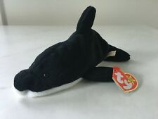 1993 ~ Whale Beanie Baby ~ Splash ~DOB July 8