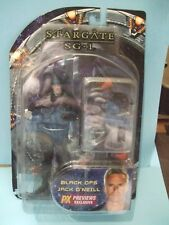 2006 STARGATE SG-1 BLACK OPS JACK O'NEILL PX PREVIEWS EXCLUSIVE FIGURE