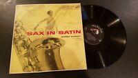 1950 SAX IN SATIN, BOBBY DUKOFF & HIS ORCHESTRA LPM 1167 LP RCA VICTOR Vinyl REC