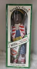 "Sarah's Gang Doll 10"" Figure Willie Teaches Respect"