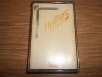 "THE HOLLIES "" WRITE ON "" ALBUM CASSETTE 1976  POLYDOR EXCELLENT"