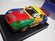 Artin Racy Action World (Hong Kong) Porsche 911 GT2 Warsteiner Slot Car 1:32