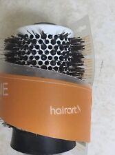 "hairart touraline / ceramic barrel 3.75"" diameter round professional hair brush"