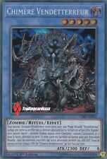 ♦Yu-Gi-Oh!♦ Chimère Vendetterreur (Vendread Chimera) - 2nd : CIBR-FR082 -VF/SCT-