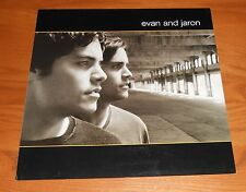 Evan and Jaron Poster 2-Sided Flat Square 2000 Promo 12x12