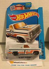 '83 Chevy Silverado #16 * WHITE Toys R Us ONLY * 2015 Hot Wheels * W10