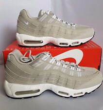 NIKE AIR MAX '95 GRANITE GREY/WHITE UK 11 US 12 EU 46 [609048 058]