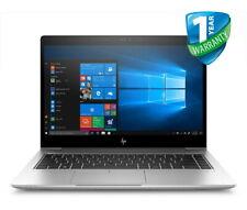 "HP EliteBook 745 G2 14"" Laptop AMD A10 Quad Core 8GB 16GB RAM 256GB 800GB SSD"