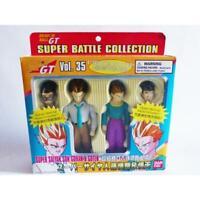Dragonball GT - Figurine super saiyan Son Gohan & Goten rétro Vol 35 - Banda