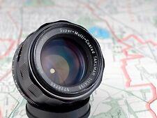 Super Multi Coated TAKUMAR 1.4/50 M42 ASAHI PENTAX lens JAPAN