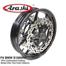 Front Wheel Rim Brake Disc Rotors for BMW S1000rr 2009-2015 S 1000 RR 2010 2011