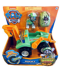Paw Patrol Dino Rescue Rev Up Rocky Deluxe Vehicle 2019 Spin Master #20126719