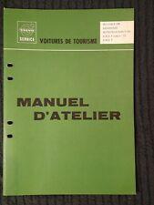 (301MB) Manuel d'Atelier - VOLVO - Dépannage des Moteurs à injection.