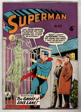 Australian SUPERMAN 115 DC Comics 1950's UK
