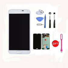 White Replacement for Samsung Galaxy S5 LCD Display Touch Screen Digitizer NEW