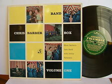 CHRIS BARBER Jazz Band + OTTILIE PATTERSON-BAND box volume 1 33SX UK 1158 LP