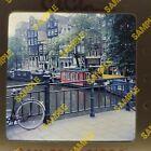 Vintage Slides - Amsterdam Netherlands - 1960s - Lot of 10
