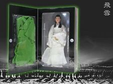 """Dragon Models 1/6 Scale 12"""" Female Hero The Movie Flying Snow Figure #73083"""