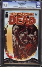 Walking Dead # 27 CGC 9.8 White (Image, 2006) 1st appearance Governor
