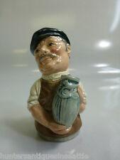 """Royal Doulton """"Albert Sagger The Potter"""" small Toby Jug # D-6745"""