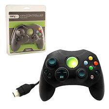 Manette Pad Joystick filaire 1,82m Pour Microsoft Xbox 1ère Génération, Noir