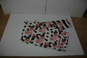 LuLaRoe Leggings TC2 Black Dots Pink Roses Stripes  Flowers  NWOT