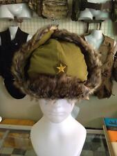 WW2 JAPANESE MILITARY ARMY SOLDIER CAP HAT ANTI COLD WINTER CAP SIZE L