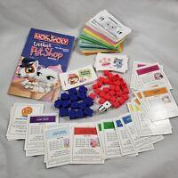 Littlest Pet Shop Monopoly Replacement Parts Pieces Cards Money Houses Hotels