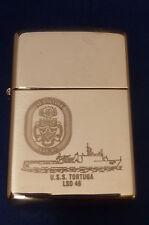 Lighter Zippo USS Tortuga LSD46 (EB836)
