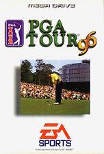 ## SEGA Mega Drive - PGA Tour Golf 96 - TOP / MD Spiel ##