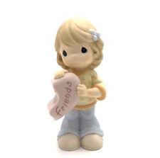 "2003 Enesco Precious Moments ""Friends"" Figurine (1 Figure) #890987 Heart~No Box"