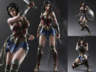 Play Arts Kai DC Comics Batman V Superman Dawn Of Justice Wonder Woman Figure