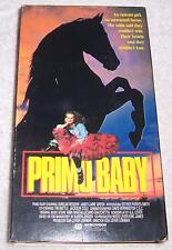 Primo Baby VHS Video Duncan Regehr Janet-Laine Green