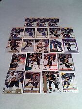 *****Sergio Momesso*****  Lot of 100+ cards.....38 DIFFERENT / Hockey