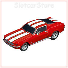 "Carrera Go 64120 Ford Mustang' 67 ""Racing Red"" 1:43 slotcars Voiture Go Plus"