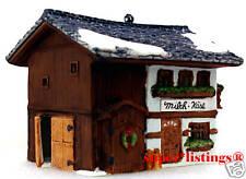 Dept. 56 Milch Kase Retired 1996 Alpine Village Milk & Cheese Shop 65409