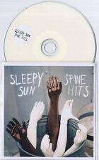 SLEEPY SUN Spine Hits 2012 UK 11-track promo test CD