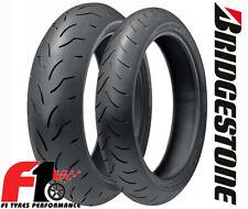 Coppia Gomme Moto Bridgestone BT016 Pro 120/70-17 (58W)+ 190/55-17 (75W) [4G]