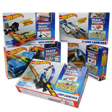 Hot Wheels Toy Racing Race Cars Rapid Loop Fast Track Builder Racetrack Launcher