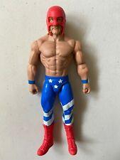 WWE Mattel Basic MR AMERICA HULK HOGAN Wrestling Figure Loose