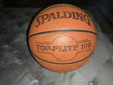 Vintage Spalding Top-Flite 100 Men's Indoor Basketball