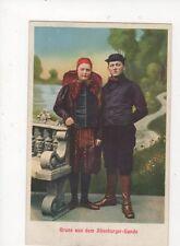 Gruss Aus Dem Altenburger Lande Postcard Germany 398a