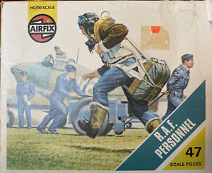 Airfix 01747-5 R.A.F. Personnel HO/OO 47 Pc