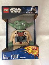 Yoda Star Wars Clock LEGO