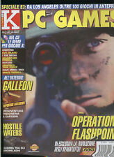 K PC GAMES2001DOGS OF WAR,arcanum,westwood,E3,hostile waters,eurofighter typhoon