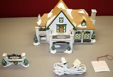 Department 56 Snow Village - Linden Hills Country Club - 54917