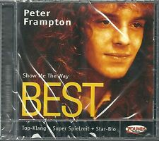 Frampton, peter show me the way (Best of) zounds CD nouveau OVP sealed rar poo