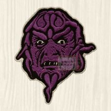 Power Rangers Ivan Ooze Patch TV Series Mighty Morphin Movie Villain Embroidered
